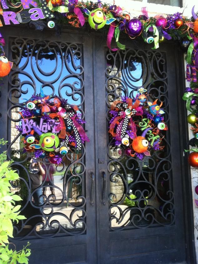 Show Me A Frightfully Fun Halloween Garland Show Me