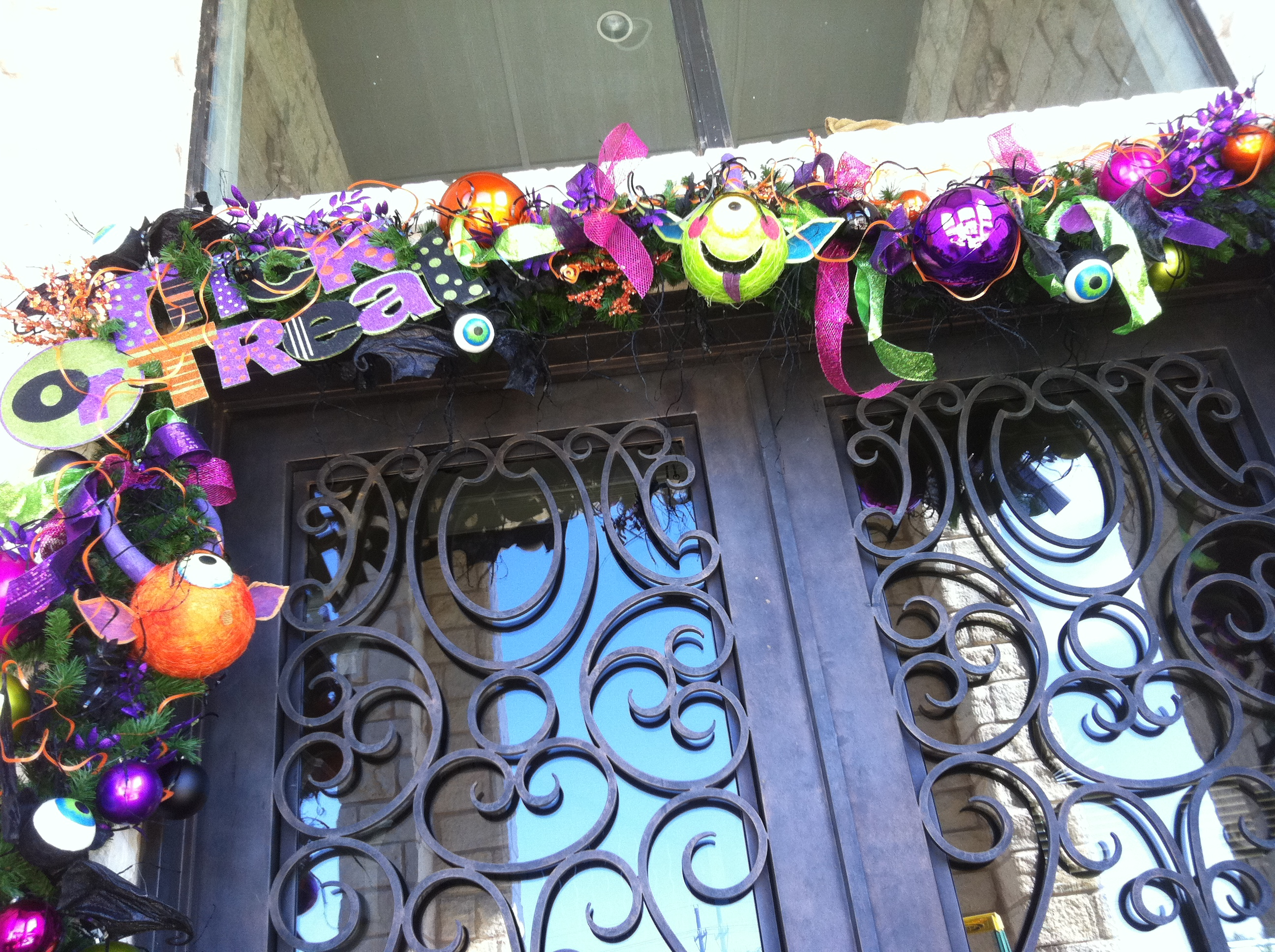 Show Me A Frightfully Fun Halloween Garland