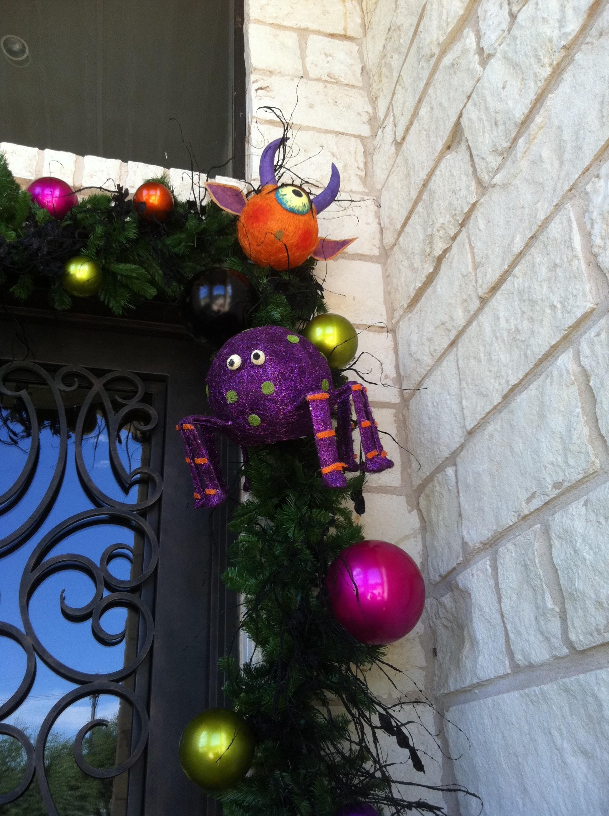 Show Me a Frightfully Fun Halloween Garland! Show Me - Show Me Halloween Decorations