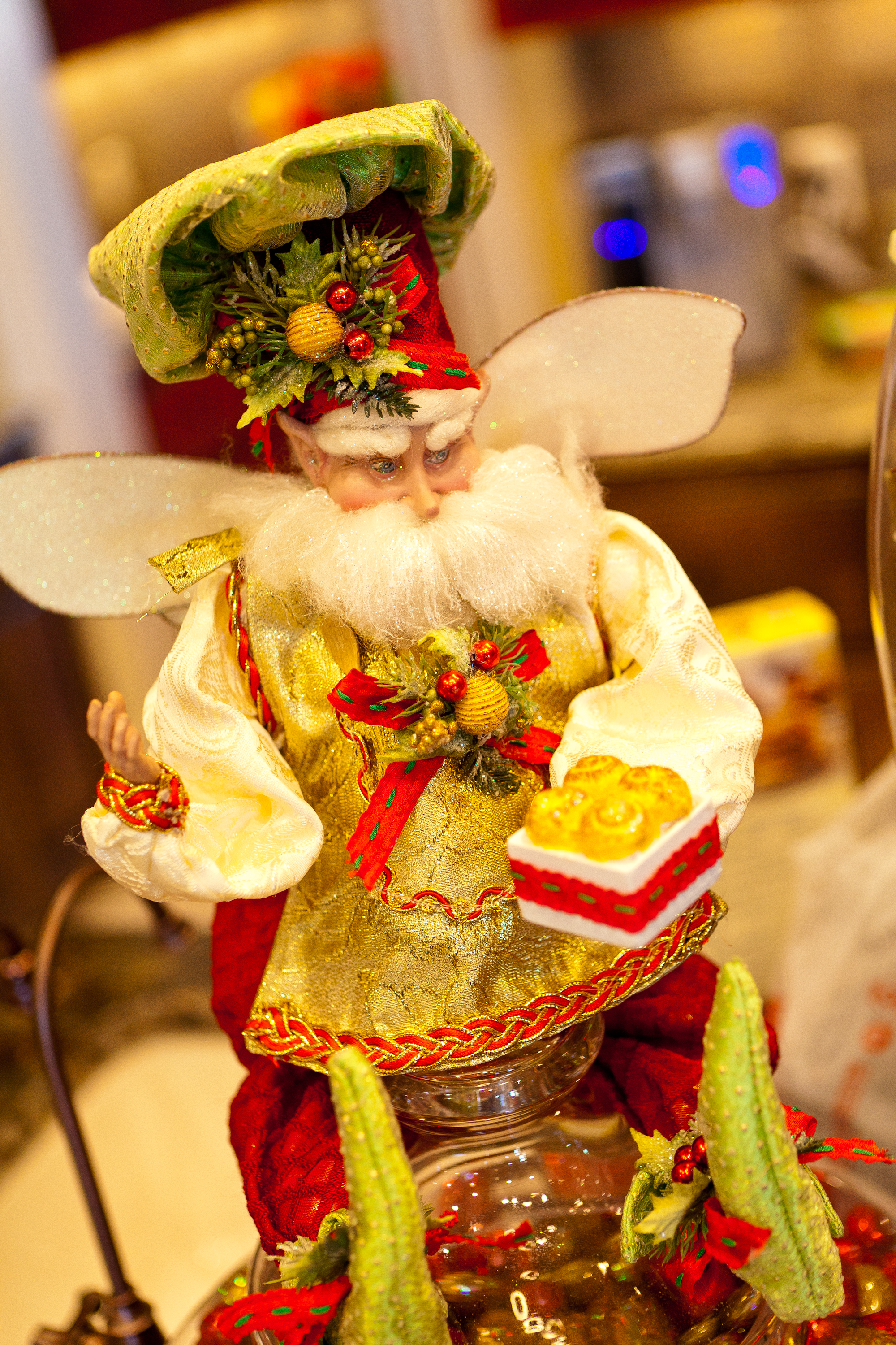 Show Me Decorating With Mark Roberts Fairies Show Me