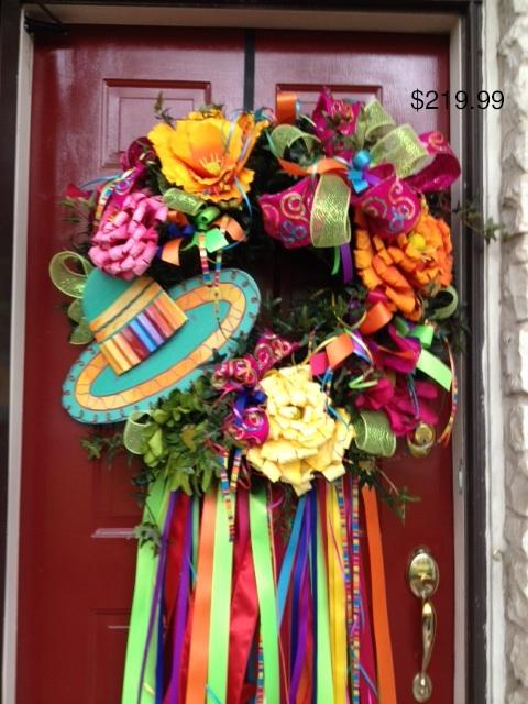 Fiesta Show Me Decorating