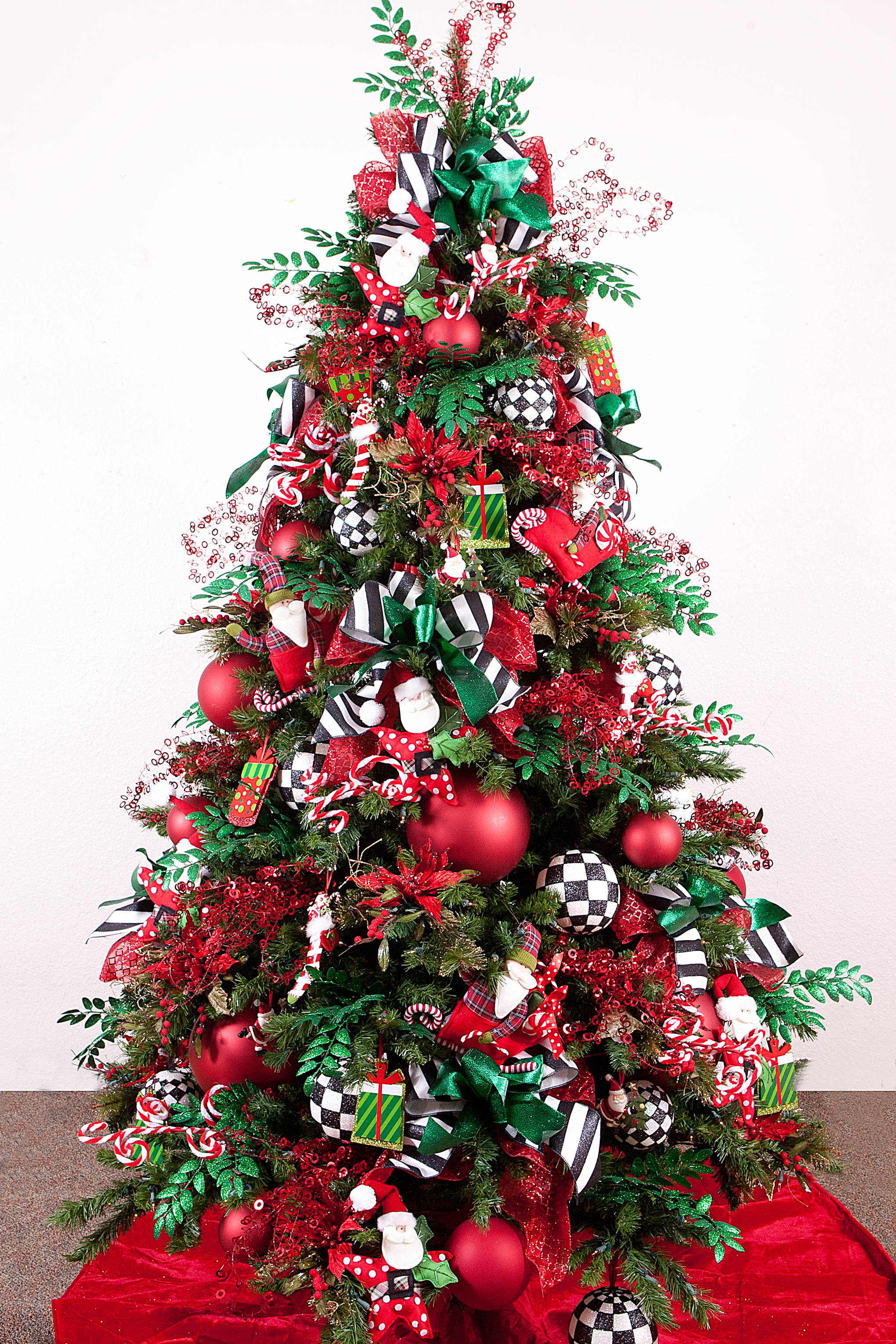 Xmas tree decorations - Showmedecorating Create Inspire Educate Decorate