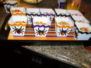 Halloween treats for the brave at heart!