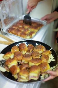 Baked Sandwiches, Yum!