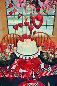 Valentine Bday Cake