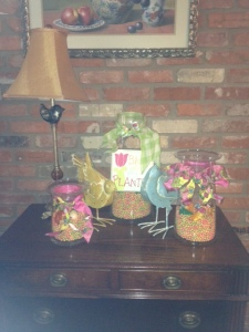 Show Me Decorating, Spring bows, Chicks,Ribbon