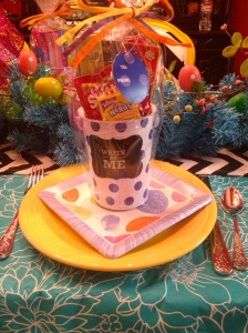 These Easter Treat buckets were a great value at Sam's
