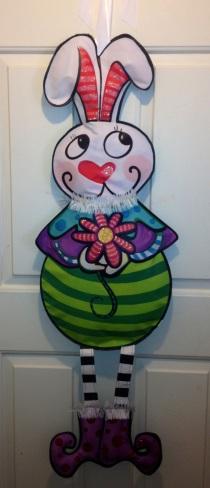 Lisa Frost Bunny Banner