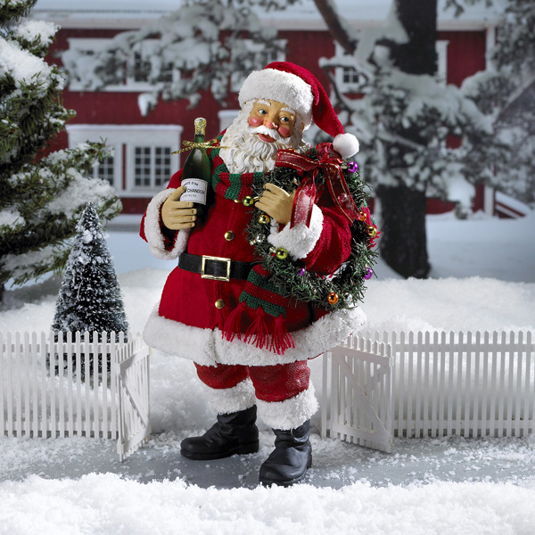 Christmas Carol Singers Decorations: Kurt S. Adler, Creating Memories For Over 60 Years!