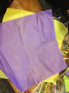 Paper, multi color, Fiesta, Centerpiece, DIY, Tablescape