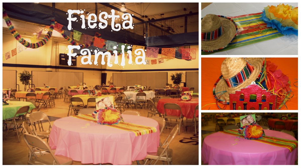 fiesta | show me decorating