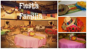 Fiesta, Cinco De Mayo, Pinatas, Multi colored, Centerpiece, Tablescape, Sombrero