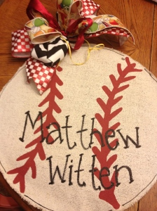 Baby Boy has arrived! Welcome Matthew Witten