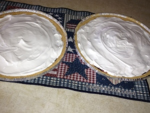 Topped Cool Whip