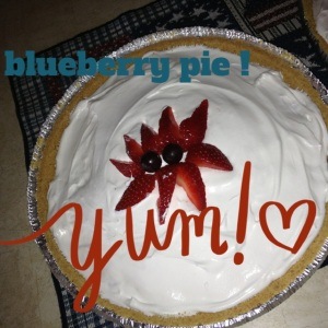 Easy as Pie! for the 4th of July!