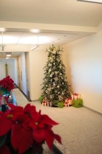 Christmas Trees, Shades of Gold Christmas Tree, Christmas Decorations