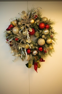 Christmas Wreath, Christmas Decorations