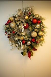 Christmas Wreath, Christmas Decorations