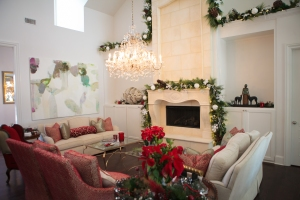 Christmas Decorating Ideas, Christmas Garlands, Show Me Decorating