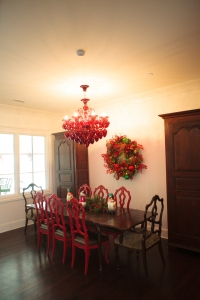 Christmas Decorating Ideas, Dining Room Christmas, Show Me Decorating, Christmas Table