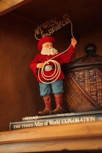 Western Santa, Show Me Decorating