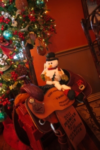 Western Themed Christmas Decorations, Christmas Decorating