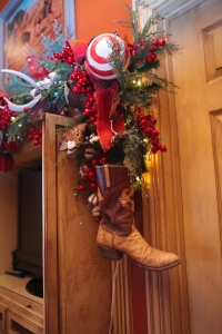 cowboy boots for christmas - Western Christmas Decorations
