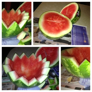 """Watermelon Bowl"""