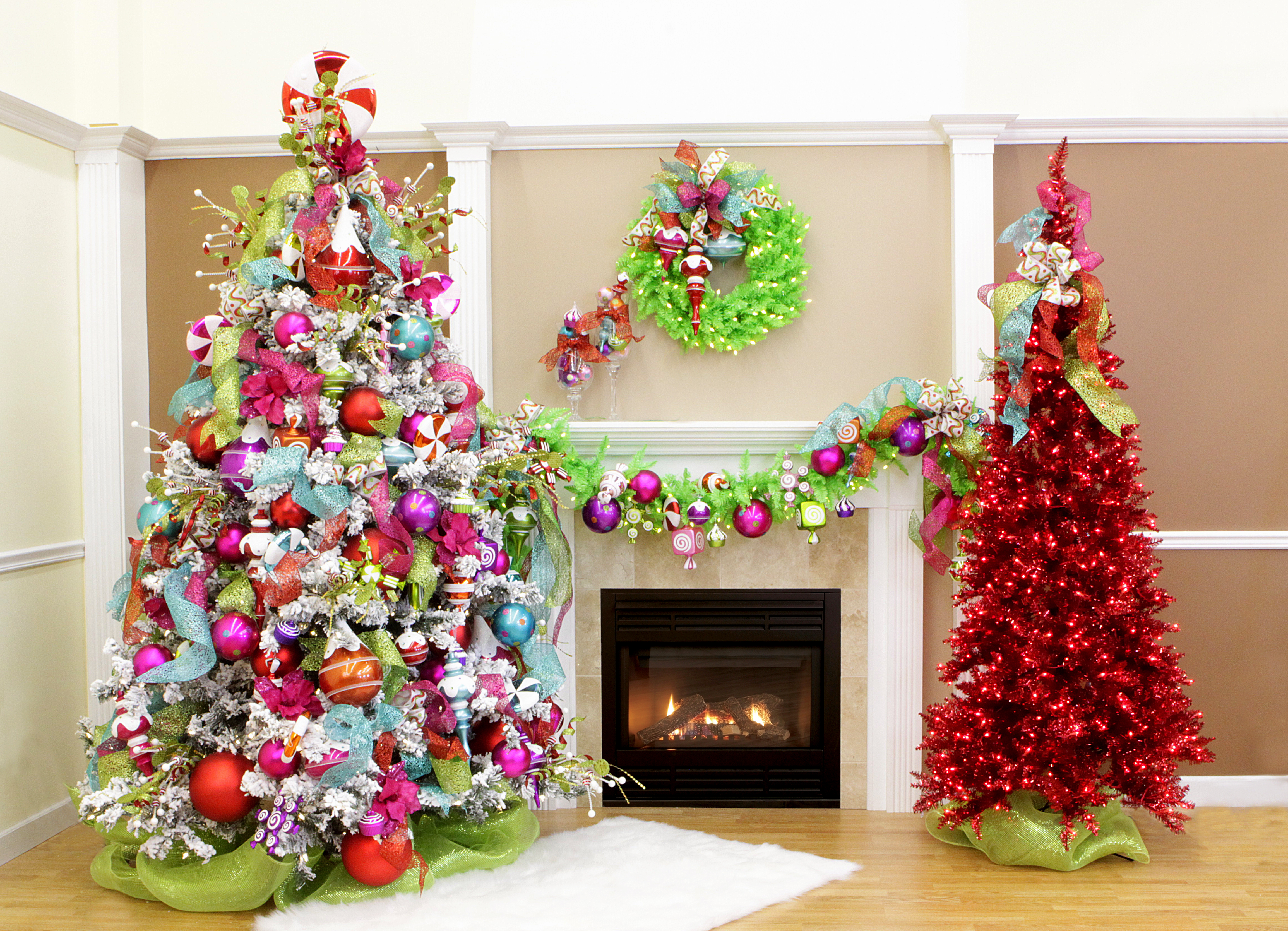 Show Me Decorating Christmas Confection Tree   Show Me Decorating