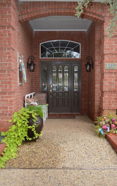 Doorway Before
