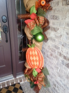 Fall Decorating ,Pumpkins