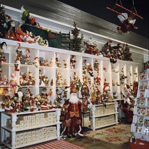 Miss Cayce's Christmas Store, Mark Robert's Fairy Elves and Santa's!