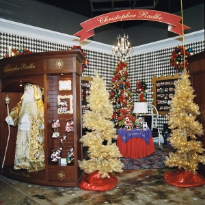 Miss Cayce's Christmas Store, Christopher Radko permanent home!