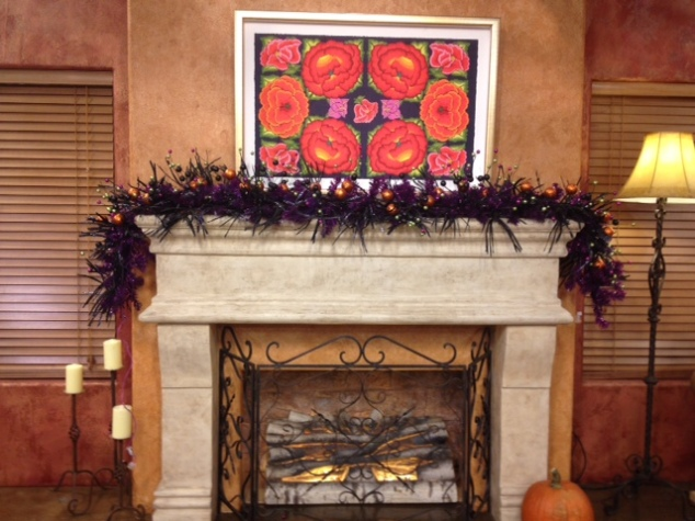 Halloween Decorating, Halloween Garland