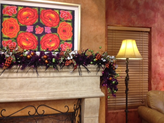 Halloween Decorating, Halloween Garland