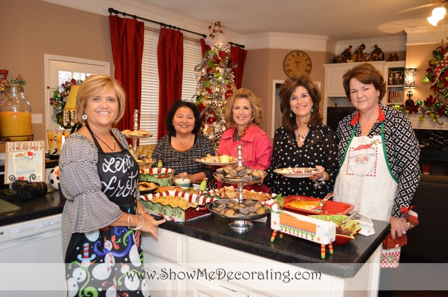 Best friends serve up delicious breakfast brunch creations!