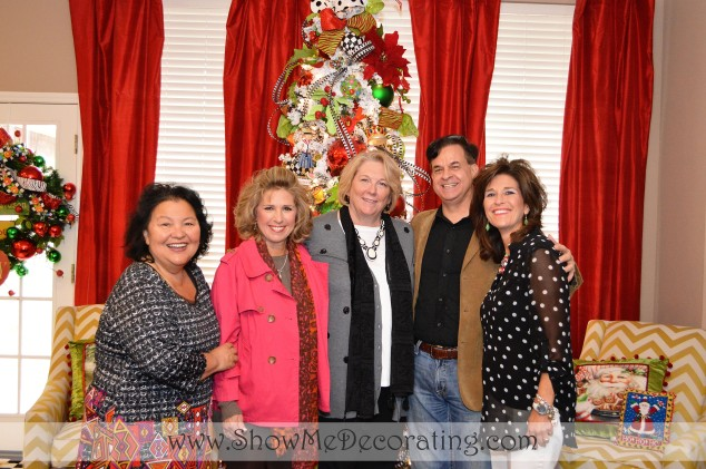 Miss Cayce's Christmas Store Mary Engelbreit and Mark Roberts Christmas Brunch