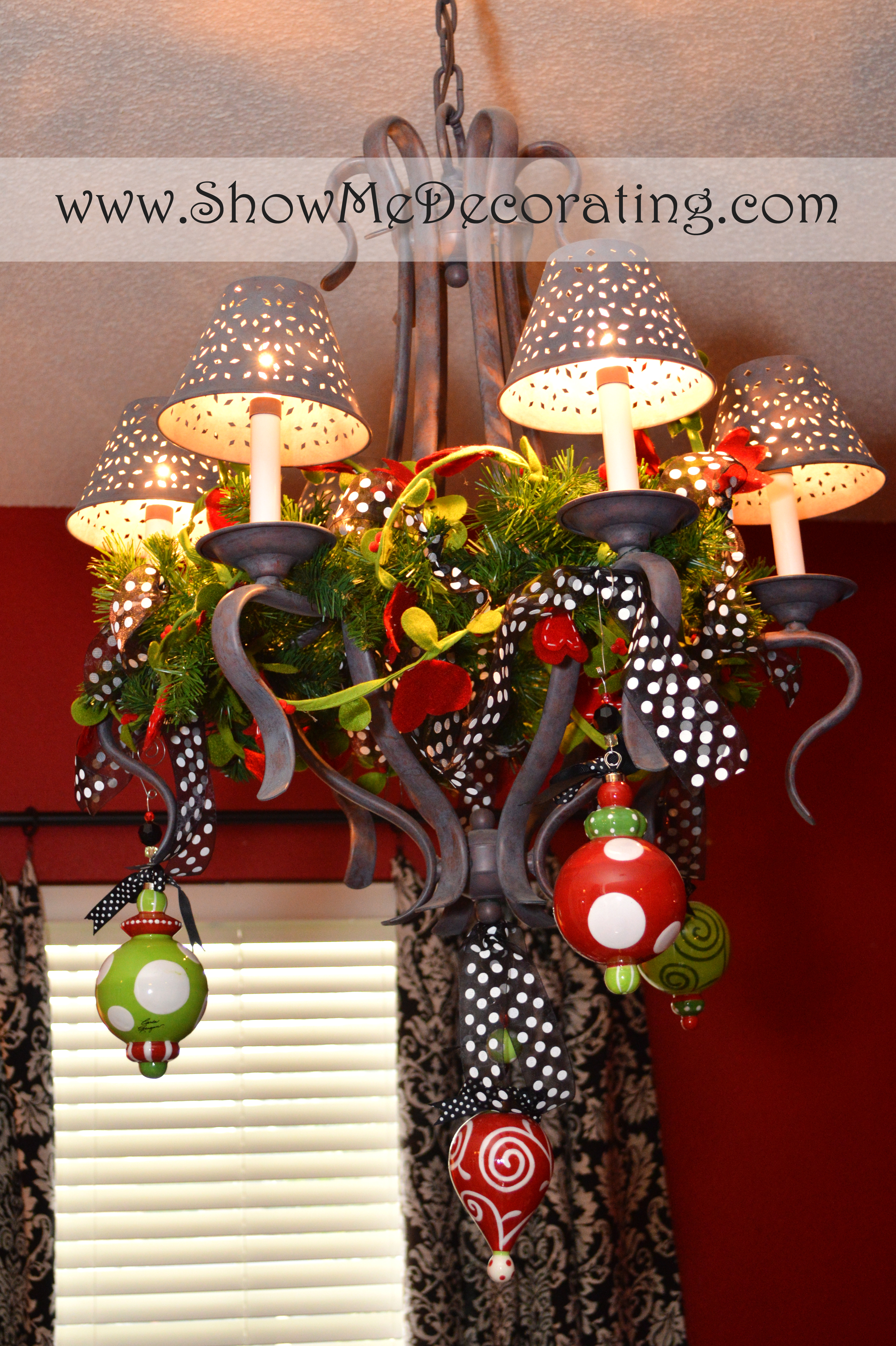 Show me a merry and bright christmas brunch miss cayce for Show home decor