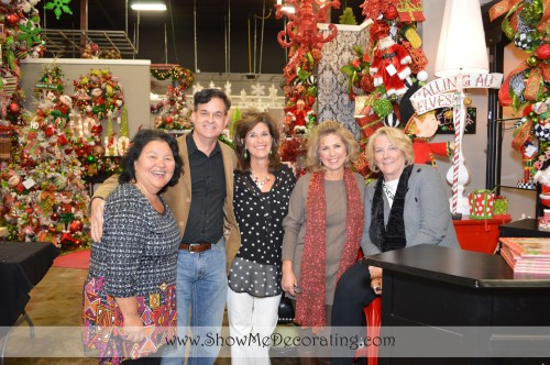 Mark Roberts & Mary Engelbreit Signing Event Miss Cayce's Christmas Store