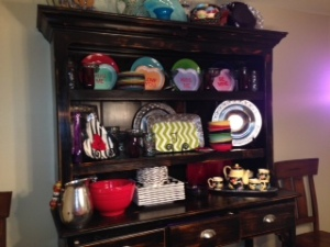 hutch, show me decorating, valentine's, adams and company, coton colors