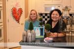 Alta Lynn's motto: Friends are helpers!