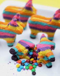 Fiesta Pinata cookies