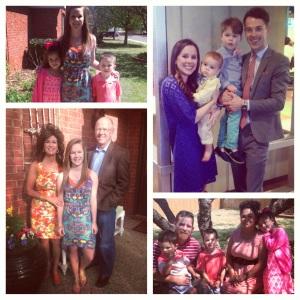 Becky's family