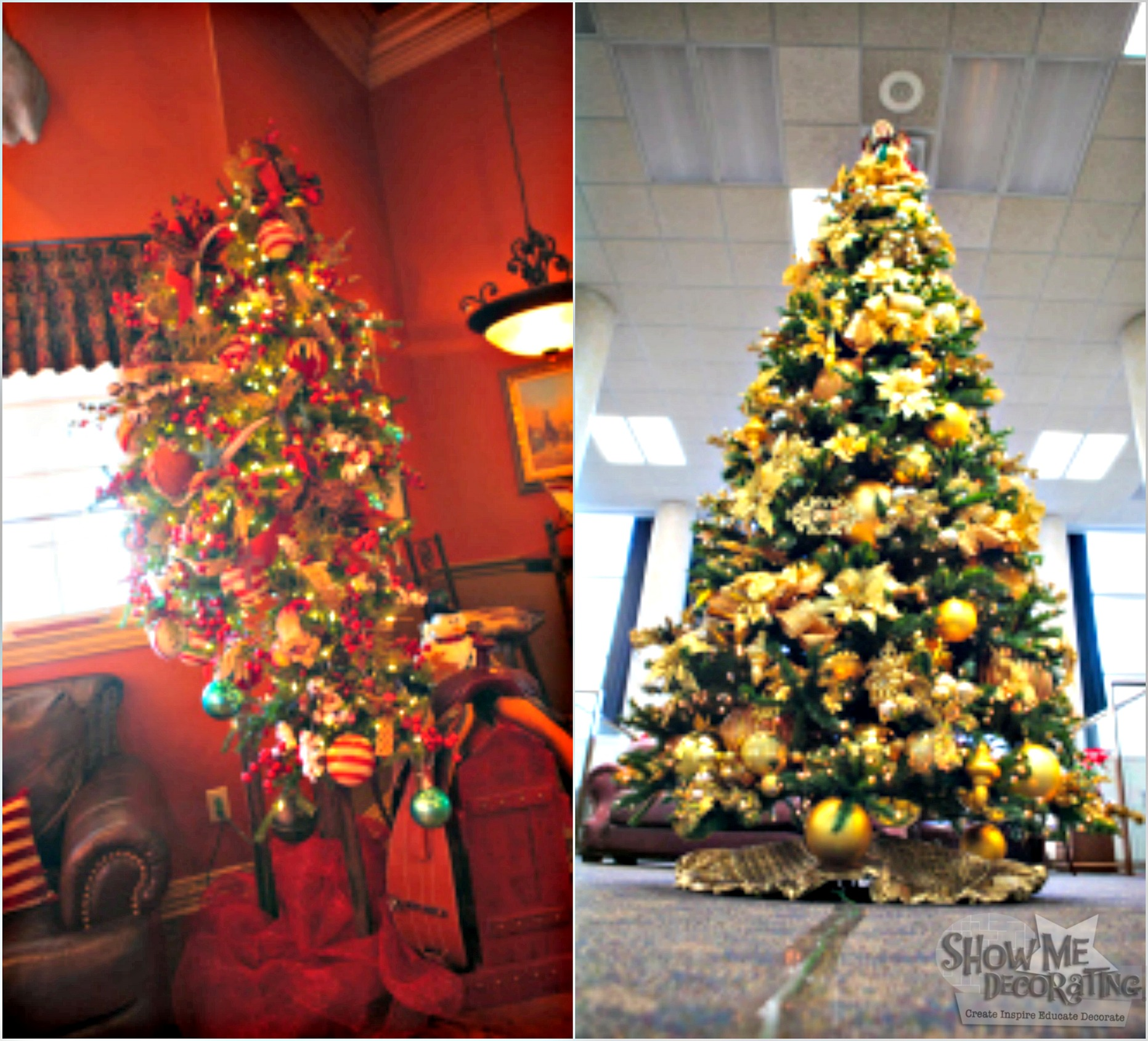 Home Decorating Shows Delectable With Themed Christmas Tree Decorating Ideas Picture