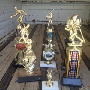 Trophy, Sport Decorations